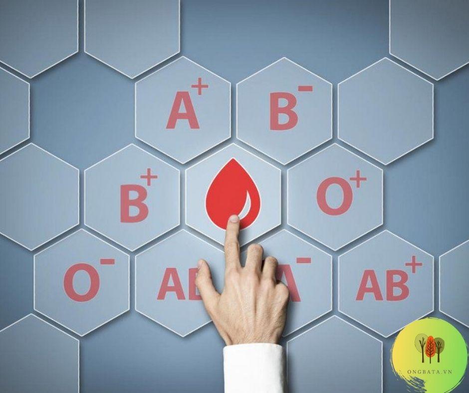 Bộ Kit thử nhóm máu tại nhà